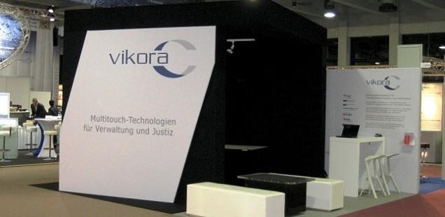 Netzwerkprojekt Vikora - virtuelle Kommunikations- und Arbeitsräume